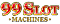 99 Slot Machines Logo