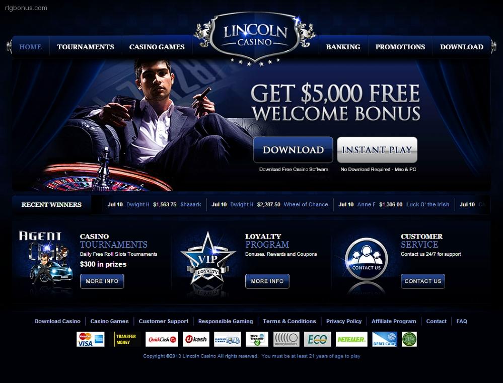 Lincoln Casino